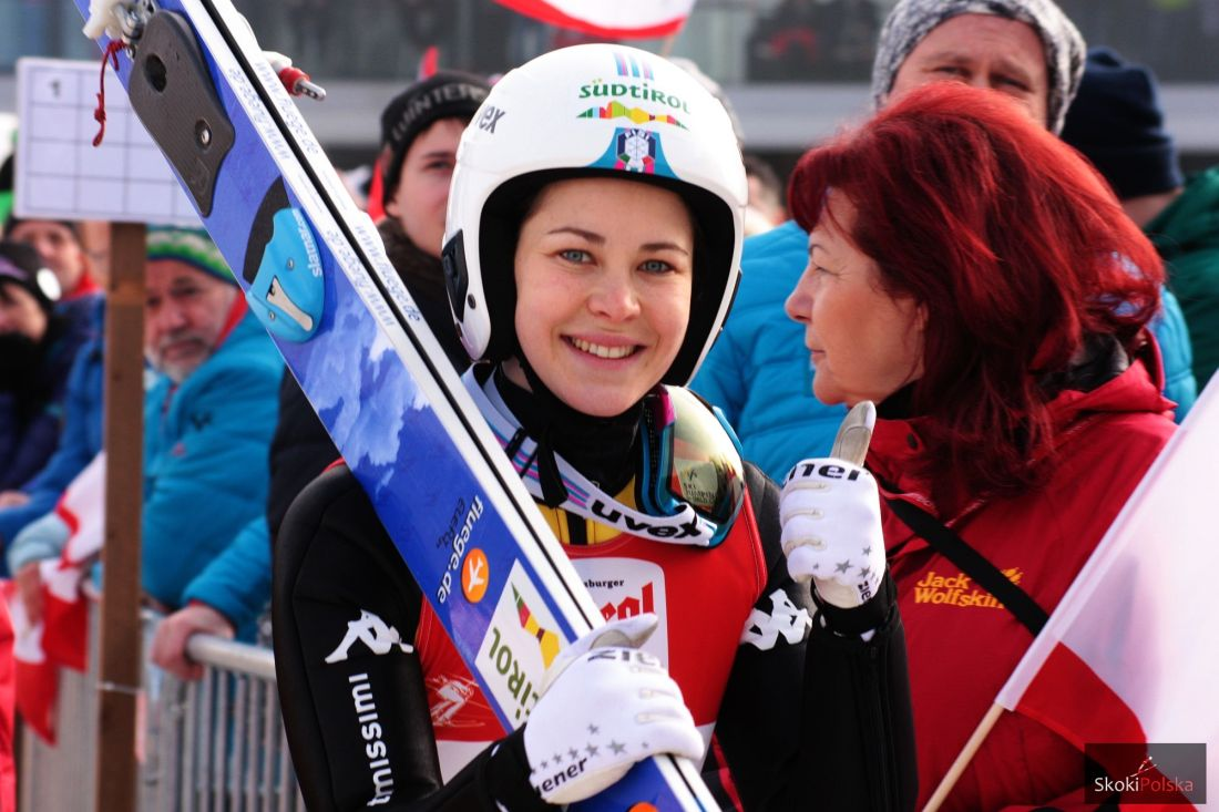 Elena Runggaldier (fot. Frederik Clasen)