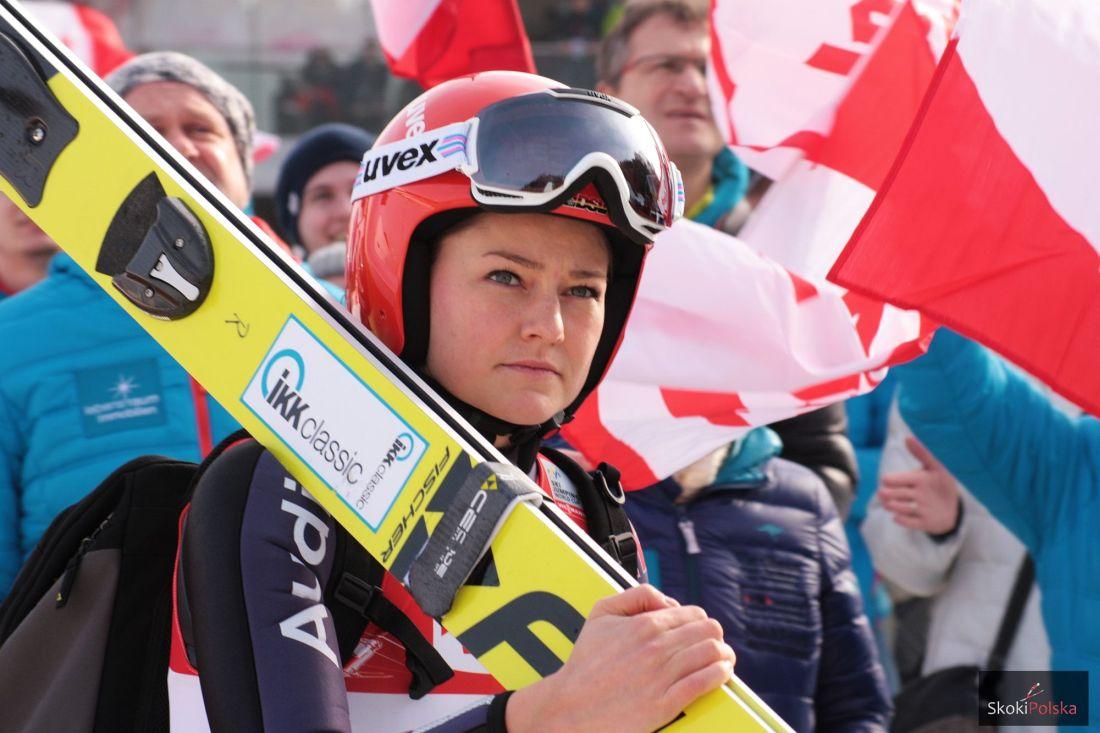 Carina Vogt (fot. Frederik Clasen)
