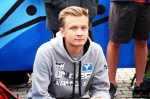 Daniel Huber (fot. Wiktoria Bąk)