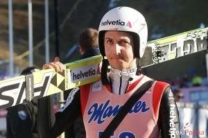 dsc05857 300x199 - LGP Einsiedeln: Vincent Descombes Sevoie wygrywa kwalifikacje, dalekie skoki Polaków!